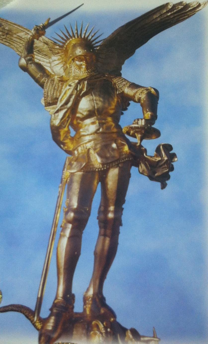 consacration a son ange gardien